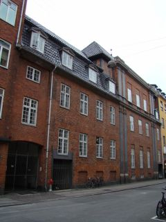 Frederiksborggade 8 - Rosenborggade 1a-c - lille - th