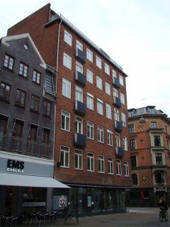 Frederiksborggade 8 - Rosenborggade 1a-c - lille - tv