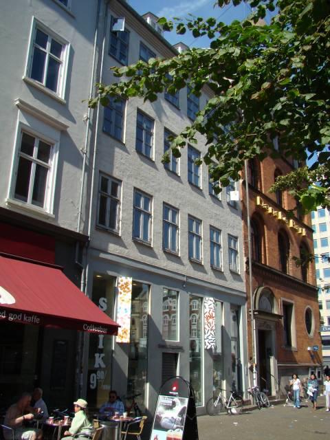 Frederiksborggade 9 - 1