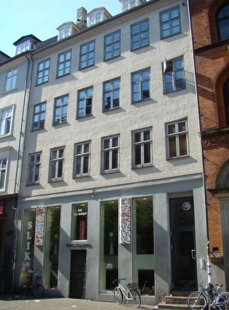 Frederiksborggade 9 - 3