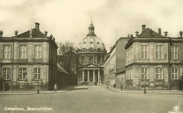 Frederiksgade 4 - postkort c