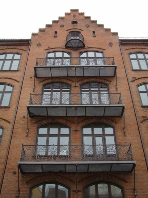 Frederiksholms Kanal 2 - Vandkunsten 1 - 3