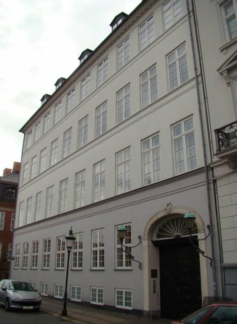 Frederiksholms Kanal 20 - Ny Kongensgade 2-4 - 2
