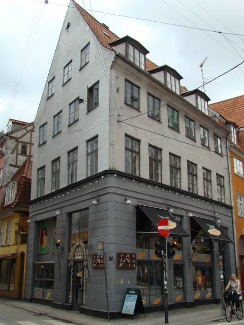 Gammel Mønt 17 - Sværtegade 11 - 1