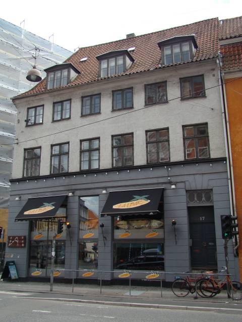 Gammel Mønt 17 - Sværtegade 11 - 2