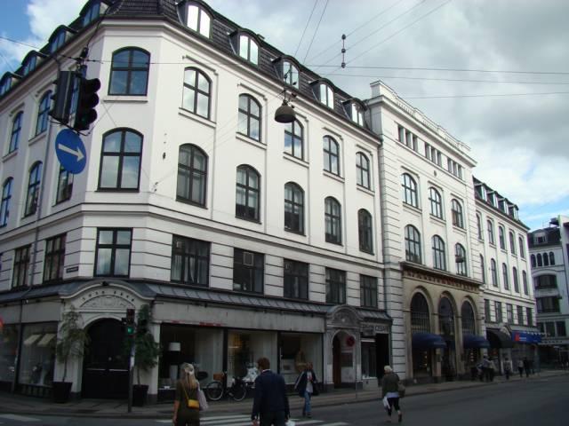 Gammel Mønt 2-4 - Grønnegade 1 - Store Regnegade 2 - 1