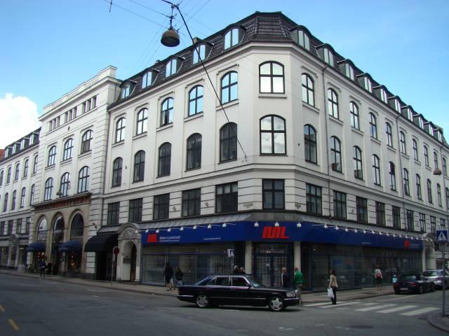 Gammel Mønt 2-4 - Grønnegade 1 - Store Regnegade 2 - 2