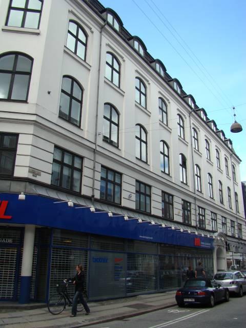 Gammel Mønt 2-4 - Grønnegade 1 - Store Regnegade 2 - 3