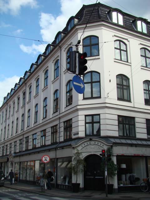Gammel Mønt 2-4 - Grønnegade 1 - Store Regnegade 2 - 5