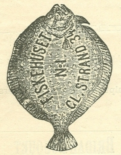 Gammel Strand 34 - 6 - Annonce fra Illustreret Tidende nr. 26, 27.marts 1887