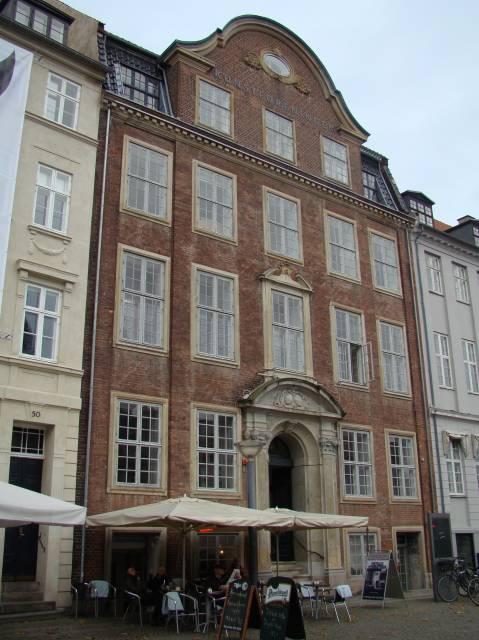 Gammel Strand 48 - Læderstræde 15 - 1