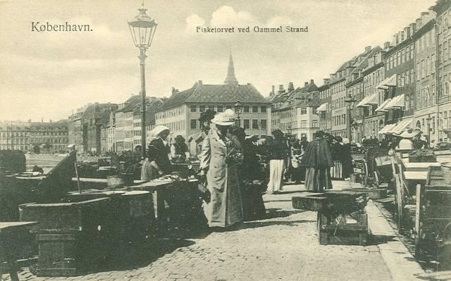 gammel-strand-postkort-nr-78-fisketorvet-ved-gammel-strand-ca-1910