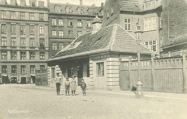 gammel-vagt-postkort-nr-436-afsendt-i-1907