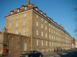 Georg Brandes Plads 2 - Sølvgade 40a-f - lille - th