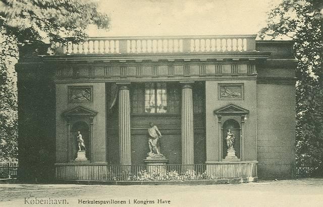 Georg Brandes Plads 3 - Gothersgade 60-76-78 - Kronprinsessegade 1-25 - Sølvgade 31 - 130 - ældre postkort