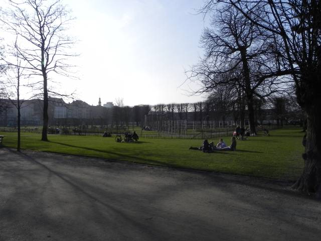Georg Brandes Plads 3 - Gothersgade 60-76-78 - Kronprinsessegade 1-25 - Sølvgade 31 - 160