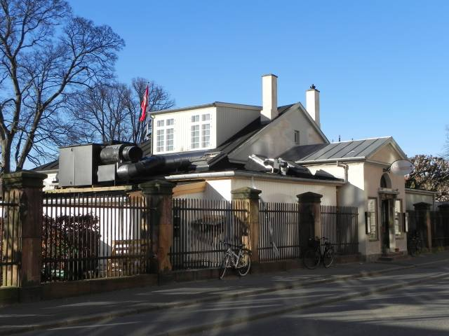 Georg Brandes Plads 3 - Gothersgade 60-76-78 - Kronprinsessegade 1-25 - Sølvgade 31 - 21