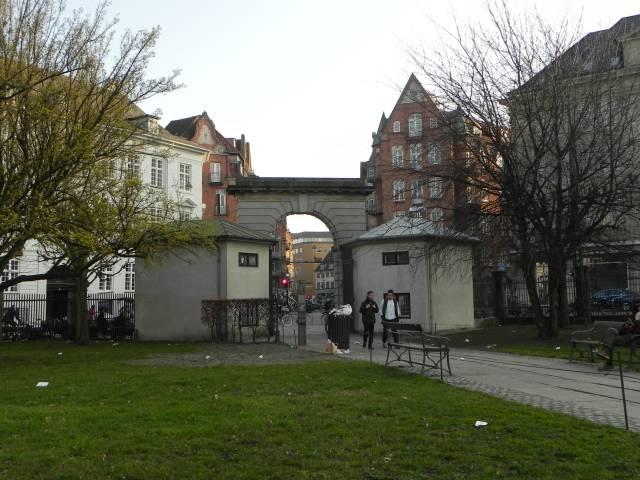 Georg Brandes Plads 3 - Gothersgade 60-76-78 - Kronprinsessegade 1-25 - Sølvgade 31 - 37