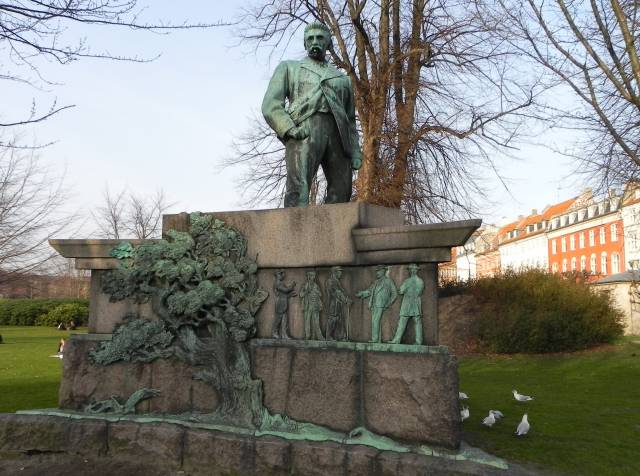 Georg Brandes Plads 3 - Gothersgade 60-76-78 - Kronprinsessegade 1-25 - Sølvgade 31 - 39