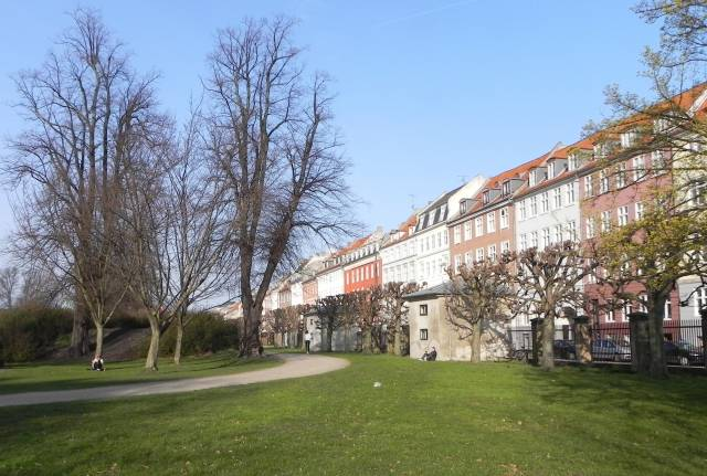 Georg Brandes Plads 3 - Gothersgade 60-76-78 - Kronprinsessegade 1-25 - Sølvgade 31 - 44