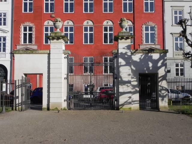 Georg Brandes Plads 3 - Gothersgade 60-76-78 - Kronprinsessegade 1-25 - Sølvgade 31 - 54