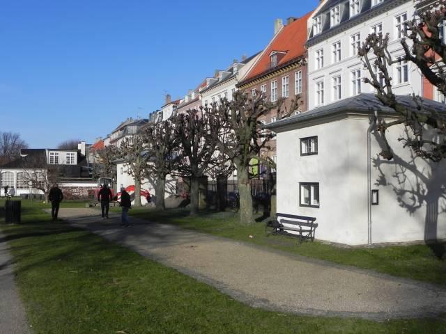 Georg Brandes Plads 3 - Gothersgade 60-76-78 - Kronprinsessegade 1-25 - Sølvgade 31 - 56