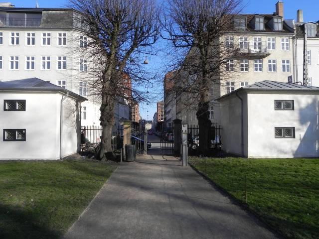 Georg Brandes Plads 3 - Gothersgade 60-76-78 - Kronprinsessegade 1-25 - Sølvgade 31 - 61