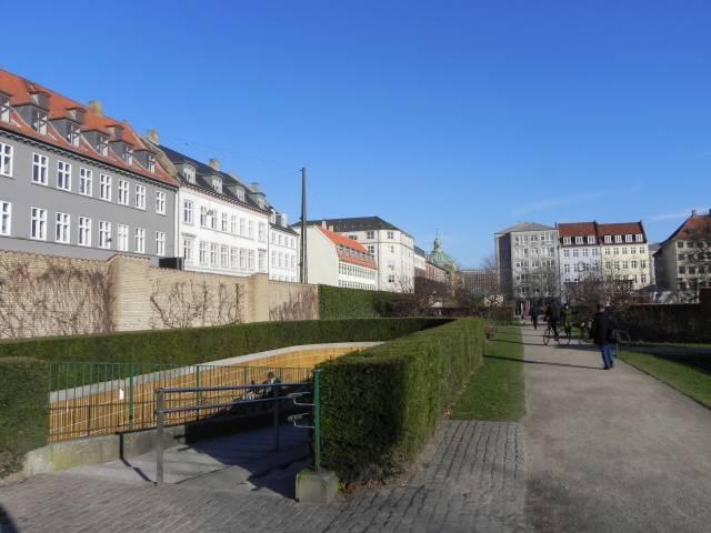 Georg Brandes Plads 3 - Gothersgade 60-76-78 - Kronprinsessegade 1-25 - Sølvgade 31 - 65
