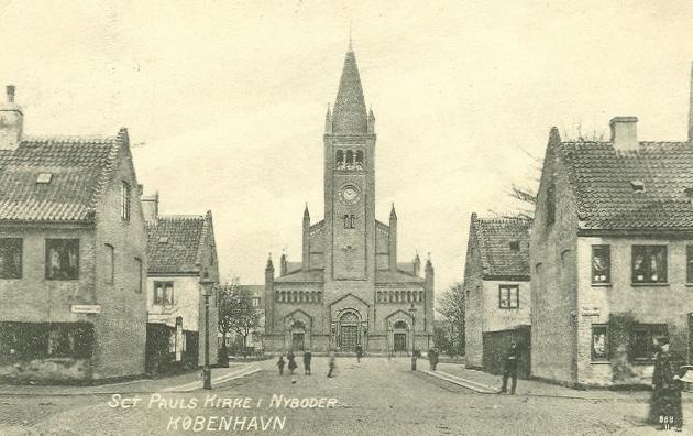 Gernersgade 33 - 20 - ældre postkort