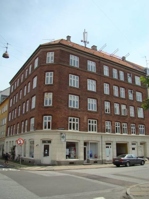 Gernersgade 45-Kronprinsessegade 76 - 1
