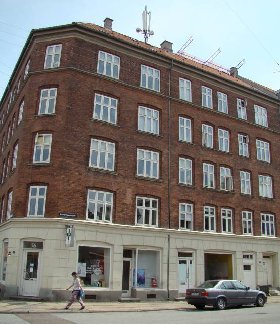Gernersgade 45-Kronprinsessegade 76 - 2