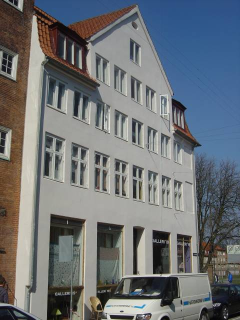 Gothersgade 113 - Rosenborggade 19 - 1