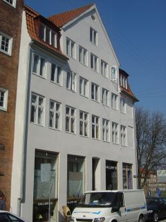Gothersgade 113 - Rosenborggade 19 - lille - tv