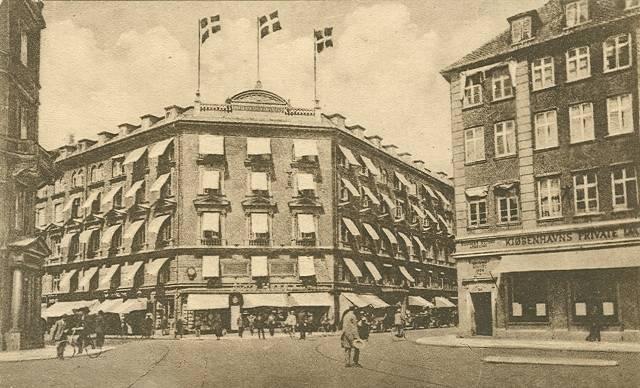 Gothersgade 2 - Store Kongensgade 1-3 - 10 - ældre postkort