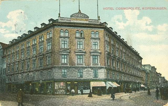 Gothersgade 2 - Store Kongensgade 1-3 - 11 - ældre postkort