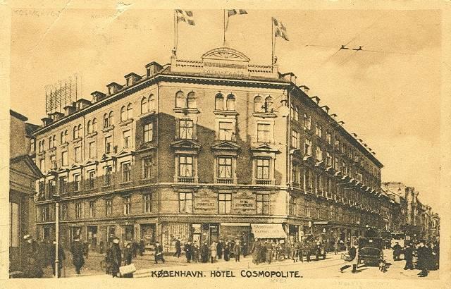 Gothersgade 2 - Store Kongensgade 1-3 - 9 - ældre postkort
