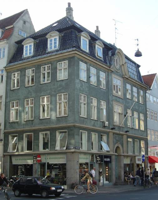 Gothersgade 21 - 1