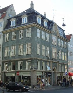 Gothersgade 21 - lille - tv