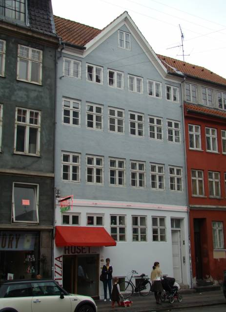 Gothersgade 23 - 1