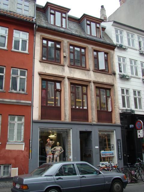 Gothersgade 27 - 1