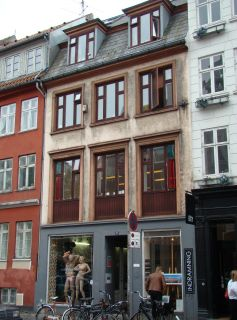 Gothersgade 27 - lille - th