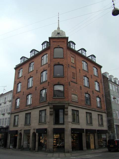 Gothersgade 31 - Store Regnegade 28 - 1