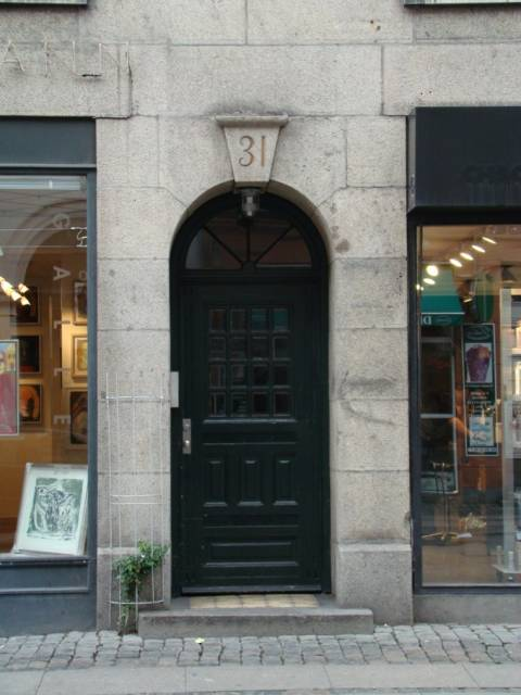 Gothersgade 31 - Store Regnegade 28 - 3