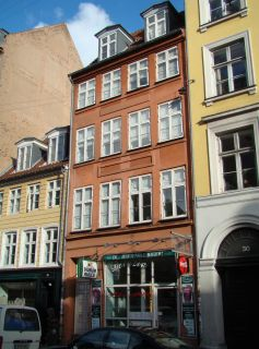 Gothersgade 32 - lille - th