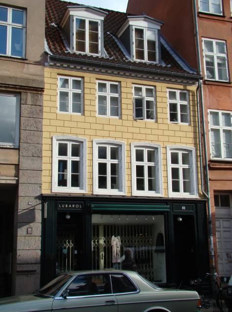 Gothersgade 34 - 1