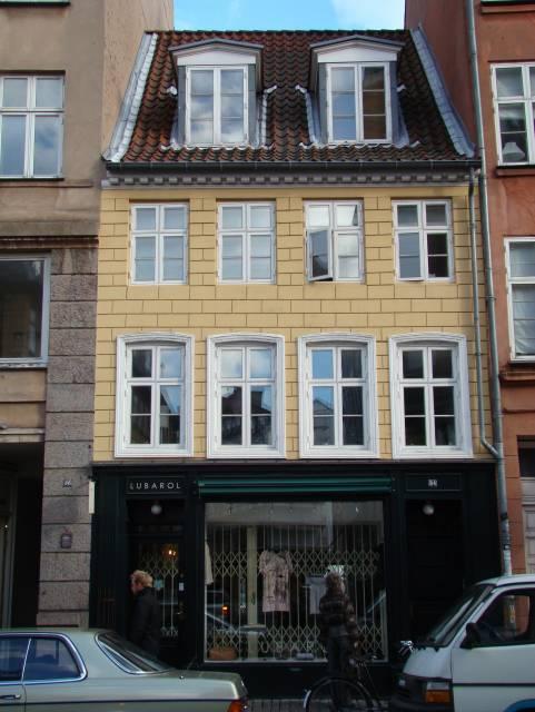 Gothersgade 34 - 2