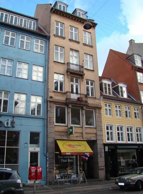 Gothersgade 36 - 1