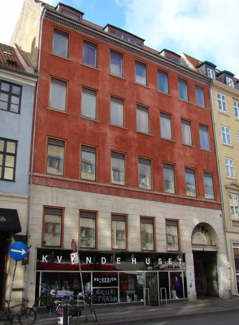 Gothersgade 37 - 1