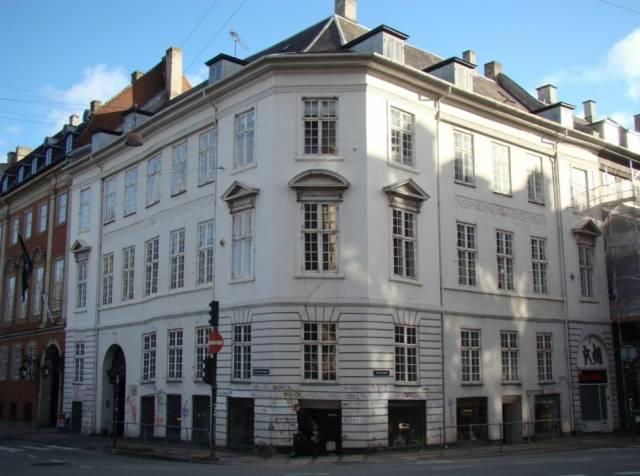 Gothersgade 58 - Kronprinsessegade 2 - 1