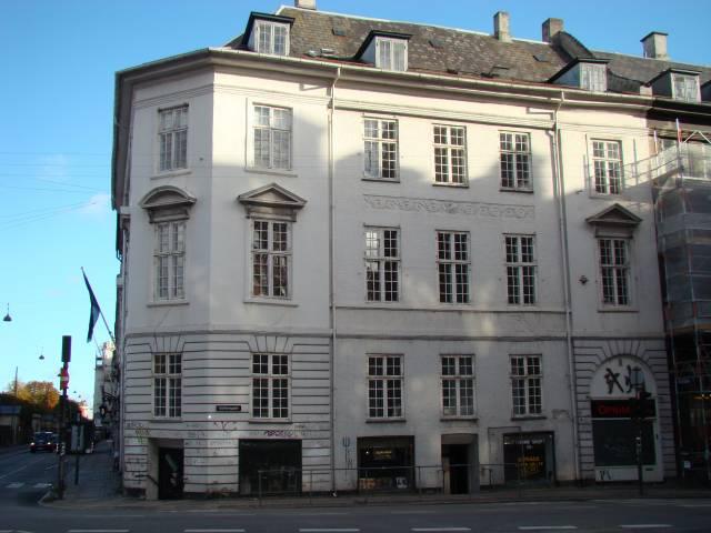 Gothersgade 58 - Kronprinsessegade 2 - 3